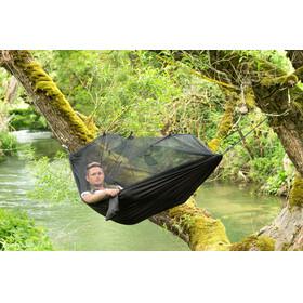 Amazonas Moskito-Traveller Extreme Riippumatto , musta